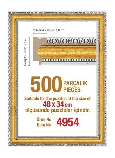 Heidi 500 Parçalık Puzzle Çerçevesi 48X34 Cm 4954-Educa